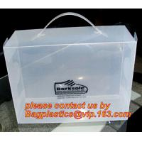 Wholesale PLASTIC BOX, CLEAR BOX, PET BOX, PP BOX, PVC BOX, ROUND SHAPE BOX, PLASTIC CASE, BOX WITH HANGER from china suppliers