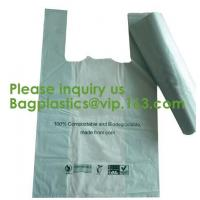 Buy cheap T-SHIRT BAGS, VEST CARRIER, SINGLET BAGS, C-FOLDING BAGS, STAR SEAL BAGS ON ROLL from wholesalers