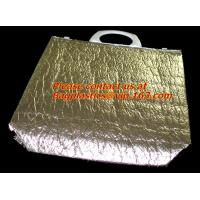 Wholesale FREEZABLE LUNCH BAG,INSULATION ALUMINIUM FOIL BAG,THERMAL THERMO COOLER TOTE BAG,BENTO PICNIC,FRESH from china suppliers