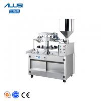 Wholesale Semi-auto Ultrasonic Plastic Tube Filling And Sealing Machine from china suppliers