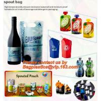 Wholesale STAND UP POUCH BAG, SOUP BAG, ALUMINUM METALLIZED POUCH,CHOCOLATE POUCH, DOYPACK,LIQUOR BAG,COOLER from china suppliers