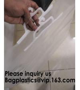 Wholesale HANGER HOOK BAGS,GARMENT BOTTON CLOSURE BAGS, EVA FROST DRAWSTRING BAGS, VINYL HANGER HOOK BAG from china suppliers