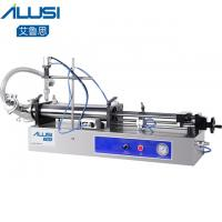 Wholesale Horizontal Liquid Filling Machine for Shampoo/ Body wash/ Liquid detergent from china suppliers