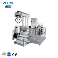 Wholesale Ailusi Cosmetic Cream Vaccum Emulsifier Homogenizer Mixer from china suppliers