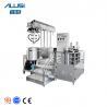 Buy cheap Ailusi Cosmetic Cream Vaccum Emulsifier Homogenizer Mixer from wholesalers