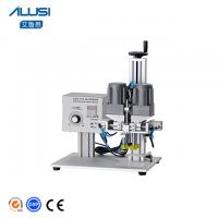 Wholesale Lid Capping Machine Semi Automatic, Bottle Capping Machine from china suppliers