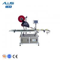 Wholesale Pouch Automatic Sticker Flat Plane Labeling Machine from china suppliers