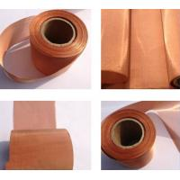 Wholesale copper wire mesh for paper making from china suppliers