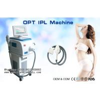 Wholesale 2500W Elight IPL Laser Hair Removal Machine , Portable 2 In 1 SHR IPL Beauty Machine from china suppliers