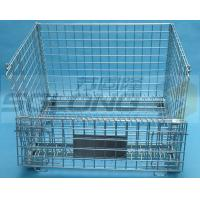 Wholesale Light Duty Hexagonal Wire Container Storage Cages 6mm Wire Guage from china suppliers