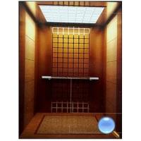 Wholesale Far Infrared Light Curtain Protection Hydraulic Passenger Elevator For Building from china suppliers