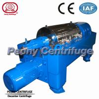 Wholesale Dewatering Machine Automatic Chemical Centrifugal Decanters Sludge Sewage from china suppliers