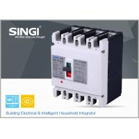 Wholesale SINGI SWM1 4P 225A 400V 50/60 HZ mould case safety circuit breaker from china suppliers