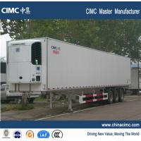 Wholesale high performance refrigerated semi trailer with thermo king refriger from china suppliers