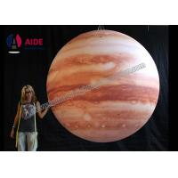 Buy cheap LED Inflatable Advertising Balloon Giant Inflatable Planets Solar System from wholesalers