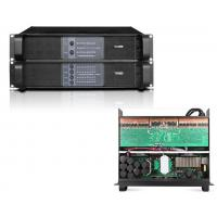 Wholesale 4 Way Transistor Switching Power Amplifier 2200w Per Channel 4 Ohm Impedance from china suppliers