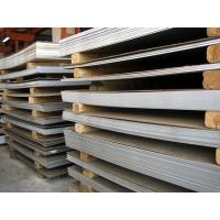 Buy cheap 316L Low Carbon Stainless Steel Sheet / Plate For Telephone Booth , Foodstuff from wholesalers