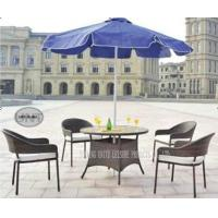 Wholesale Weatherproof Rattan Garden Furniture , Outdoor Patio Furniture Sets 5 PCS from china suppliers