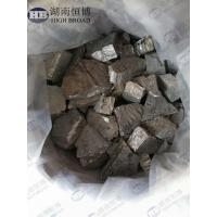 Wholesale Siliver / Gray Ni 14-18% Nickel Magnesium Master Alloy Ingot For Nodulariser from china suppliers