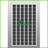 Wholesale 180W Tempered Glass Double Glass Solar Panel 125*125mm Mono - Crystalline For House from china suppliers