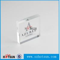 Wholesale factory wholesale acrylic block from china suppliers