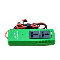 Wholesale 12V DC to AC 220V Car Auto Power Inverter Converter Adapter Adaptor car charger 200W USB from china suppliers