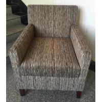 Wholesale Hotel wooden fabric upholstery lounge chair ,hotel sofa,single sofa LC-0021 from china suppliers