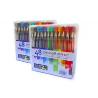 Wholesale Gel Pens 48 Gel Pen Tray Set from china suppliers