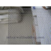 Wholesale Gray White Fiberglass Window Screen 18x16Mesh from china suppliers