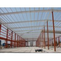 Wholesale H Shape Column Beams And Sandwich Shrouding Industrial Steel Buildings from china suppliers