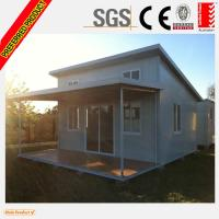 Buy cheap granny flat cabin- relocated house-bungalow 26sqm prefabricated house from wholesalers