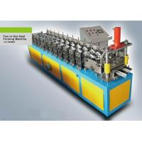 Wholesale hydraulic cutting Stud And Track Roll Forming Machine 3500*500*800mm 1 inc chain drive from china suppliers