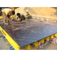 Wholesale Smooth 18mm, 21mm, 24mm Slabs Formwork Plywood ISO9001 - 2008 from china suppliers