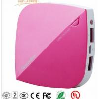 Wholesale Four color 3300mAh rechargebale moblie power bank for fashionable Lady from china suppliers
