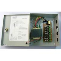Wholesale 12V 10A 9CH 120W ptc fuse cctv power supply cctv camera switch power supply from china suppliers