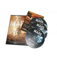 Wholesale TV Shows Movie DVD Box Sets Paperboard With Spanish Dubbed , Mars Season 1 from china suppliers