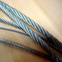 Wholesale JIS 7x37 T/S Plastic Coated Wire Rope Fitness Equipment SGS ISO from china suppliers