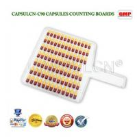 Wholesale Hand Operated Adjustable Pharmacy Tablet Counter 90pcs / Time from china suppliers