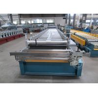 Quality 1200mm Aluminium Coils Roof Tile Roll Forming Machine With lifetime service for sale