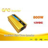Wholesale Single phase chinese 800w 12v 24v dc 110v 220v ac 50hz to 60hz high frequency inverter from china suppliers