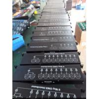 Wholesale 8 Way DMX512 Stage Lighting Controller Distributor Materials Iron AC90V - 240V from china suppliers
