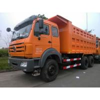 China China Beiben heavy truck tipper North benz dumper truck 35ton on sale