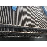 Wholesale Customized Aluminum Air to Air Heat Exchanger Core For Automotive After Market Cooler from china suppliers