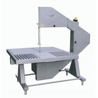 Wholesale Food Grade Band Saw Meat Cutter 600MM Cutting Width With Roller Workbench from china suppliers