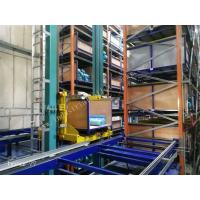 Wholesale Coil Rollers Without Pallet Automated Storage And Retrieval System Up to 30M Height in Single Deep from china suppliers