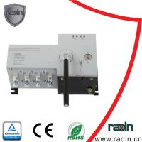 Wholesale Small Size Portable Generator Switch , Easy Installation Manual Transfer Switch from china suppliers