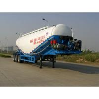 Wholesale 3 axles 70cbm bulk cement tank semitrailer from china suppliers