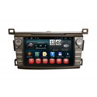 Wholesale Dual Zone 2014 RAV4 Toyota GPS Navigation System with RDS ISDB-T DVB-T BT SWC from china suppliers