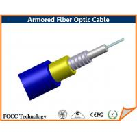 Wholesale Armored Fiber Optic Patch Cable from china suppliers