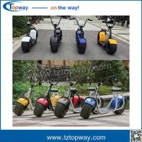 Wholesale 2017 new harley scooter motorcycle citycoco scooter prices with aluminium alloy rims from china suppliers